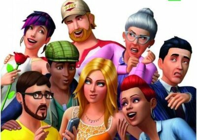 The Sims 3/4 (Electronic Arts)
