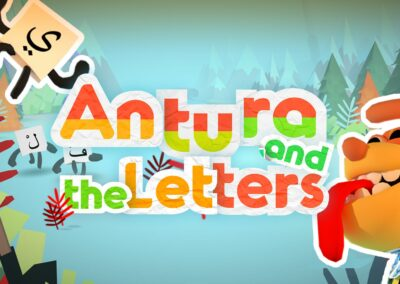 Antura & the Letters (Video Games without Borders)