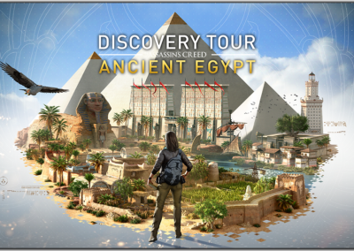 Assassin's Creed Discovery Tour (Ubisoft)
